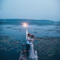 Sparklers.. by Khomenko