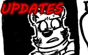 Simple Bear: Updates! Pgs 88-95 by Hamncheese95
