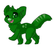 Kiwi / Lime Themed Adoptable Auction by ReaTheSnowCheetah