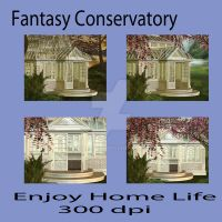 fantasy conservatory pack by kayleegirl
