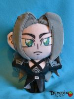 Chibi Sephiroth by Astreum87