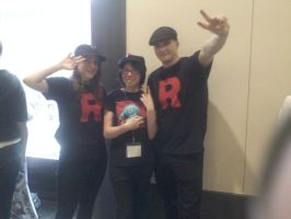 Day 1 team rocket by Spookyx12