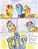 Trans Ponies Vol: 2 pg 4 by Tristanjsolarez