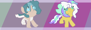 At-sparity Foals by karsisMF97