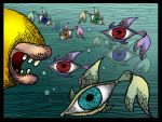 The Eyefish by altergromit