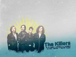 The Killers - Wallpaper by raemaz