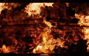 The Inferno Rages On by SxyfrG
