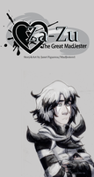 Zazu-The great MadJester-COVER by MadJesters1