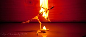 Man On Fire by patganz