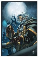 World of Warcraft GennGreymane by Tonywash