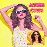 Action Crush by MarieCst