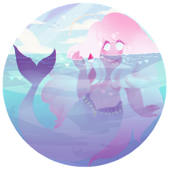shes the sea by PastelCannibal