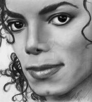 New MJ Print - I by CezLeo