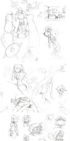 Sketch dump deluxe by ReluctantZombie