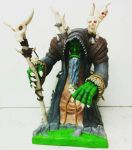 Gul'dan sculpture by creaturecreationUK