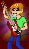 Scott Pilgrim by DreamBex
