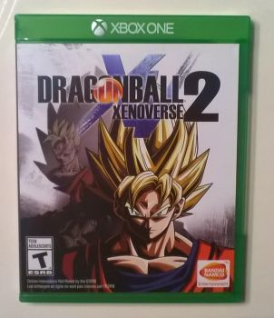 My Dragon Ball Xenoverse 2 Game by tristananimation