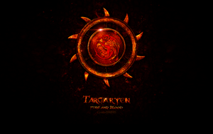 Game of Thrones Targaryen wallpaeper by jjfwh