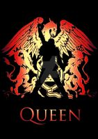 Queen poster by LuthienMuse