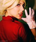 Bloody Seras by Diamanty