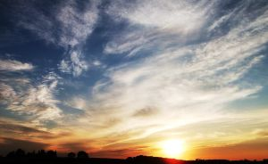 The Sky, The Sun, The Beauty by ChopShackle
