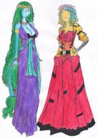 Springsong Children Royal Attire by AnAdminNamedPaul
