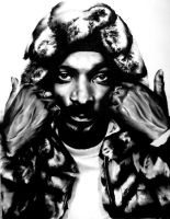 Snoop Dogg 2 by BDCurran