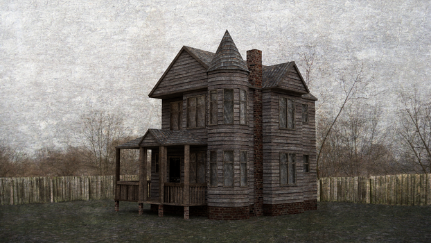 Haunted House by LilacGear
