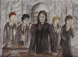 PS - Chapter 8 by HogwartsHorror