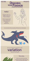Designing Your Pokemon - Suggestions and Ideas by yankiidoodles