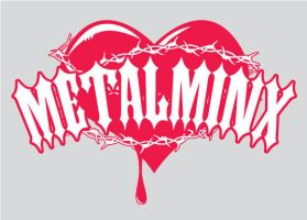 MetalMinx_Tshirt by junroc