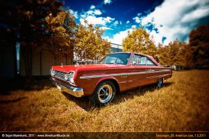 1966 Plymouth Belvedere Hemi by AmericanMuscle