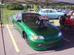Chevy Cavalier Drag Racer by Mister-Lou