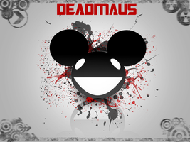 Black Deadmau5 by insertweirdnamehere