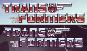 TF G1 Logos by MattMoylan