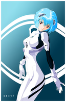 Rei Ayanami sexy? by griever1186