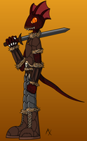 Dat Longsword (MS Paint) by WarHexpod