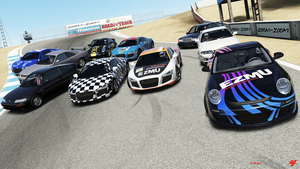 Forza 4 Group Photo by Oatmeal25