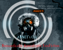 ANNET's Cell - Romantically Apocalyptic Fanfiction by Cartagia