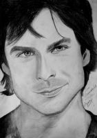 Ian Somerhalder_Damon by Maarel
