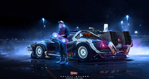 Pantera Time Machine Concept - Additional Parts by OutaDimes