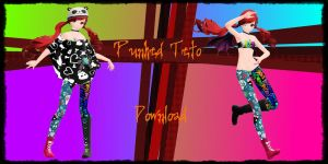 Punked Teto - Download by YamiSweet