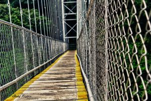 Hanging Bridge by kodereaper