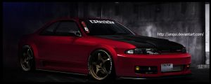Nissan Skyline by aNqUi
