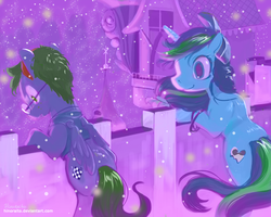 MLP FIM: Commission for DragonlordT by hinoraito