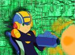 Megaman.EXE by Retro-Eternity