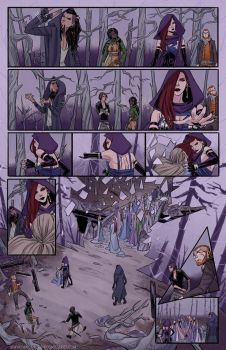 Unknown Lands Chapter 4 page 16 by toherrys