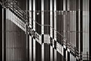 Railing stripes by PhotoartBK