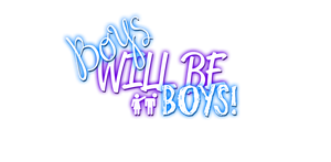 PNG Boys will be boys by JustWanaMakeYouSweat