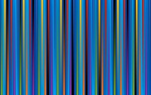 colorstripesoverblue by elsie432